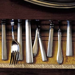 Pewter Flatware