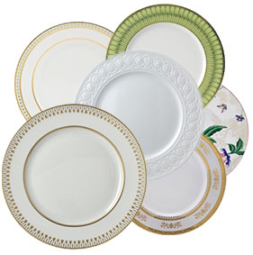 sc 1 st  The Polished Plate & French Porcelain Dinnerware
