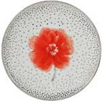 Top Salad Plate Red