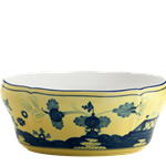 Oriente Italiano Oval Salad Bowl