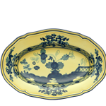 Oriente Italiano Oval Pickle Dish