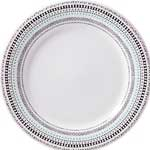 Coquettes Dinner Plate