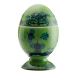 Oriente Italiano Malachite Egg Small