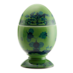 Oriente Italiano Malachite Egg Large