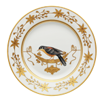Voliere Dinner Plate