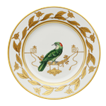 Voliere Salad Plate