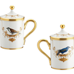 Voliere Mug with Cover