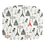 Ca C'est Paris! Organic Square Plate Medium