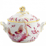 Oro di Doccia Coffee Sugar Bowl with Cover