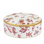 Oro di Doccia Round Box with Cover