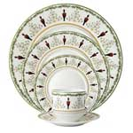 Grenadiers Five Piece Place Setting