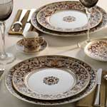 Boulle Five Piece Place Setting