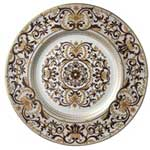 Boulle Service Plate