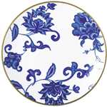 Prince Blue Coupe Bread & Butter Plate