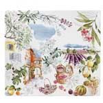 Provence Square Plate