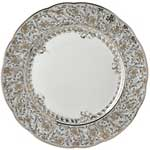 Eden Platinum Dinner Plate