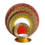 Dhara Five Piece Place Setting