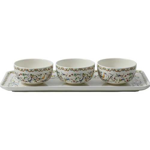 Toscana Hostess Set  sc 1 st  The Polished Plate & Gien Toscana - The Polished Plate