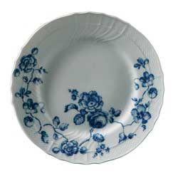 Richard Ginori Porcelain China The Polished Plate