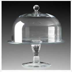 Classic Cake Stand & Dome
