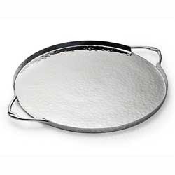 Infinity Round Handled Tray