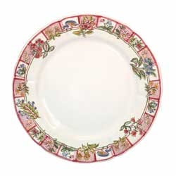 Jardin Imaginaire  sc 1 st  The Polished Plate & Gien French Dinnerware - The Polished Plate