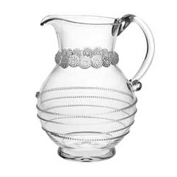 Bohemian Glass Pitchers